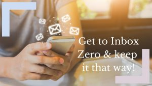 8 tips to effectively manage your inbox
