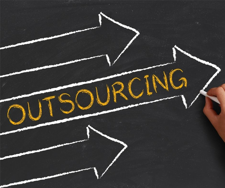 Admin tasks to outsource